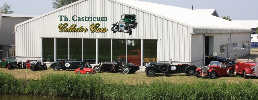 Specialized in Pre-1940 Automobiles