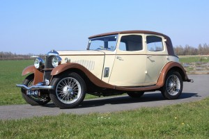 Riley 12/6 Mentone 1934