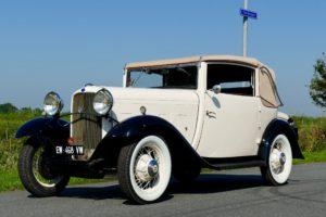 Ford V8 Cabriolet VandenPlas 1932