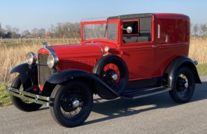 Ford Model A Towncar Delivery 1931