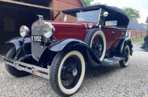 Ford Model A Phaeton 1931